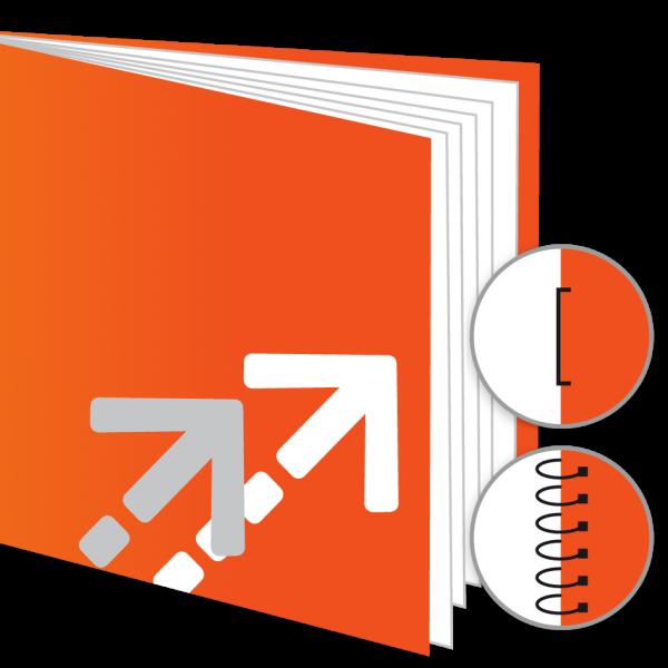 Broschüre, Katalog, Magazin - Quadrat 297