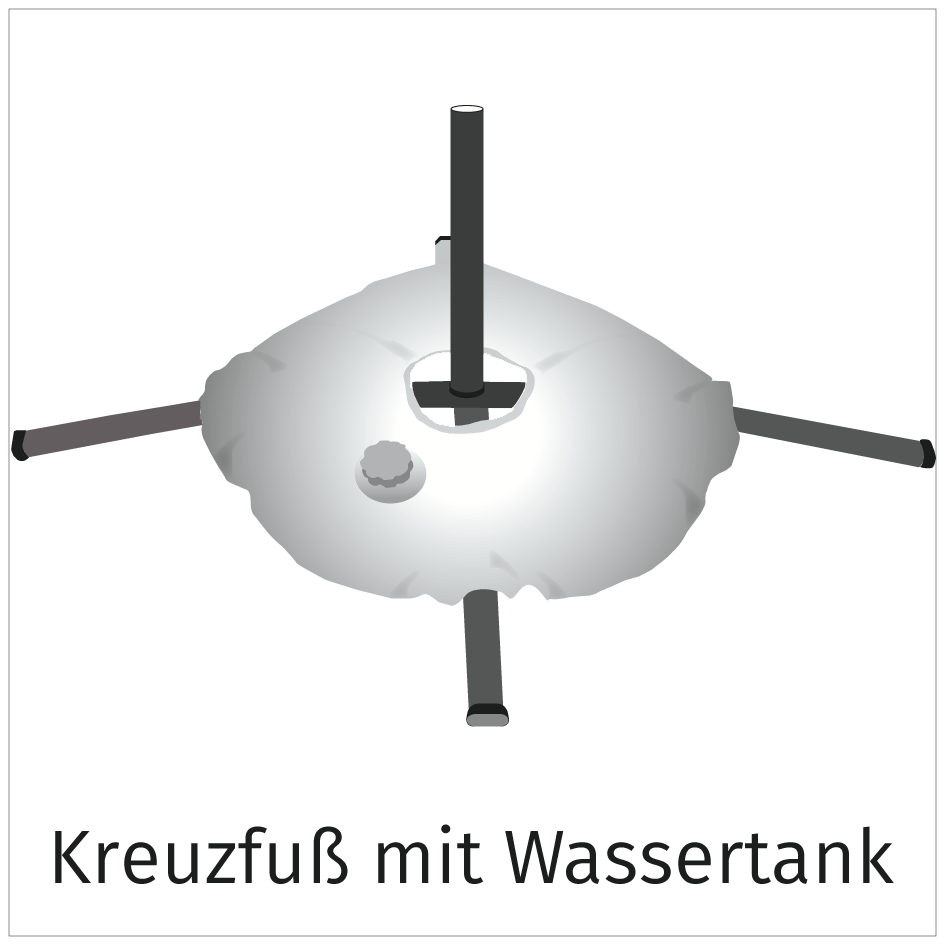 Kreuzfuss_Wassertank