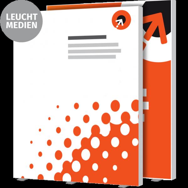 Lightbox-Poster – B 200 cm x H 250 cm