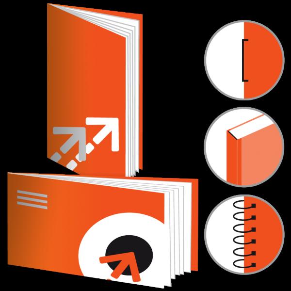 Broschüre, Katalog, Magazin - Din lang