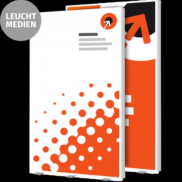 Lightbox-Poster – B 150 cm x H 250 cm