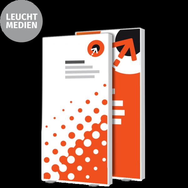 Lightbox-Poster – B 100 cm x H 200 cm