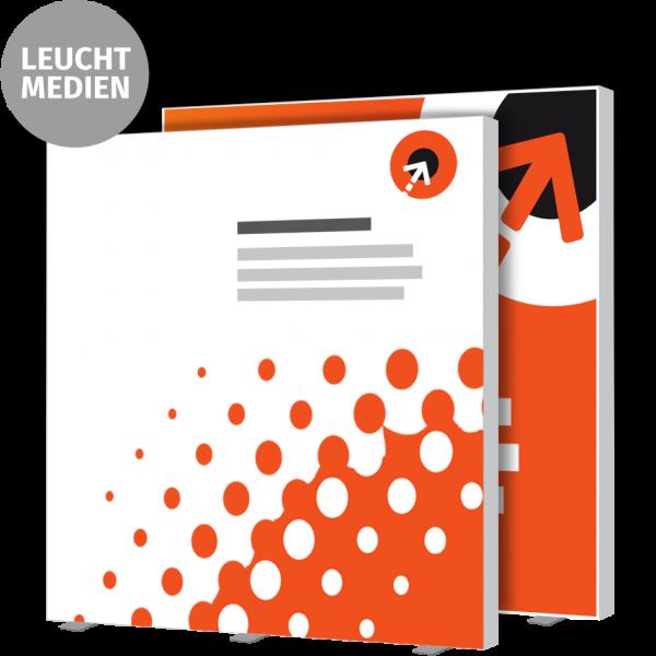 Lightbox-Poster – B 200 cm x H 200 cm