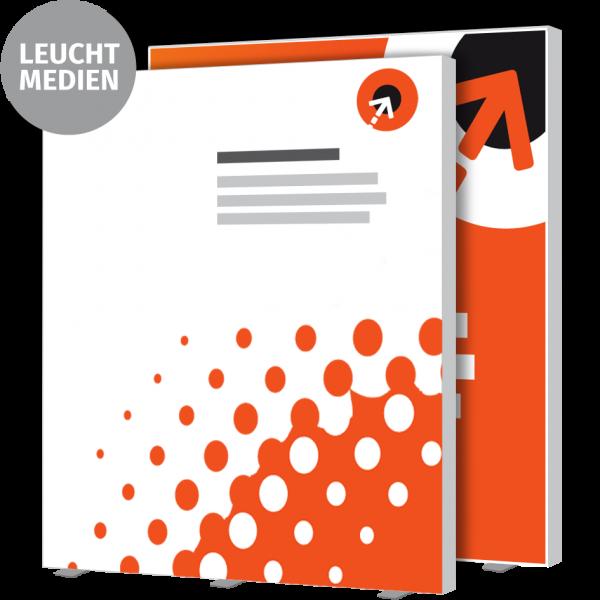 Lightbox-Poster – B 200 cm x H 230 cm