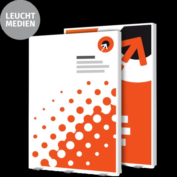 Lightbox-Poster – B 150 cm x H 200 cm