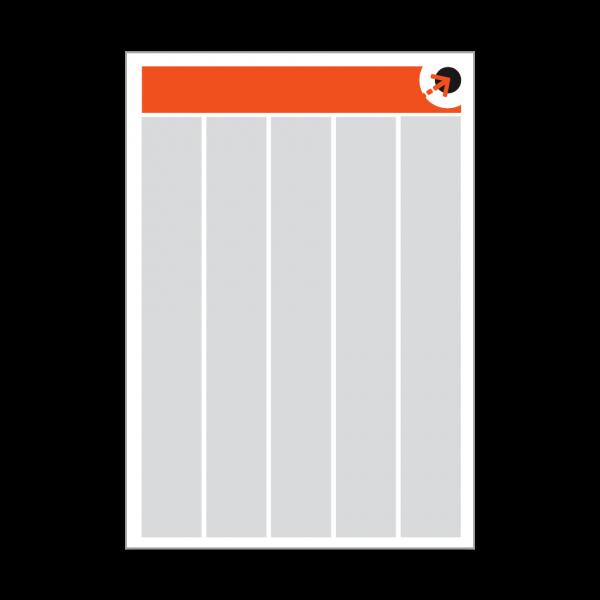 Anzeigengestaltung - Zeitung | 50 mm Höhe